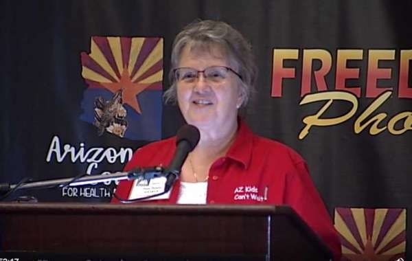 DIANE DOUGLAS - VACCINE EDUCATION SUMMIT 2019 - PHOENIX, AZ