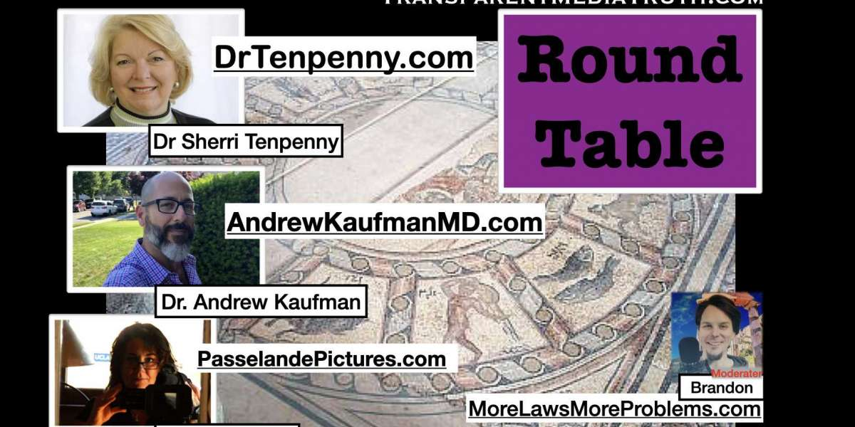 Roundtable Featuring Drs. Sherri Tenpenny & Andrew Kaufman