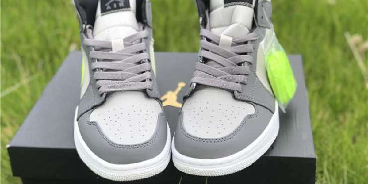 A Split Swoosh and Silver Foil Tags Detail Nike's CW7577-100
