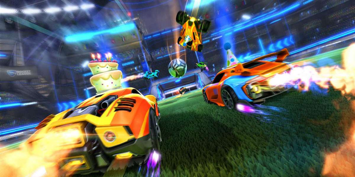 Rocket League will utilize Epic Games Accounts as its new foundation