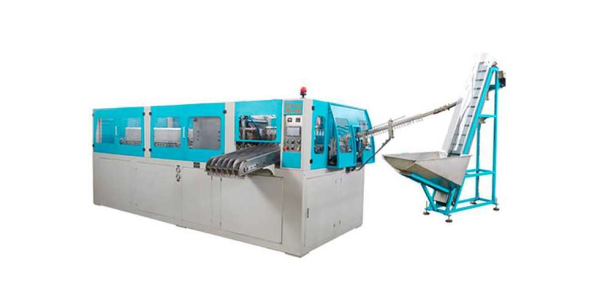 Semi-automatic Bottle Blowing Machine Features