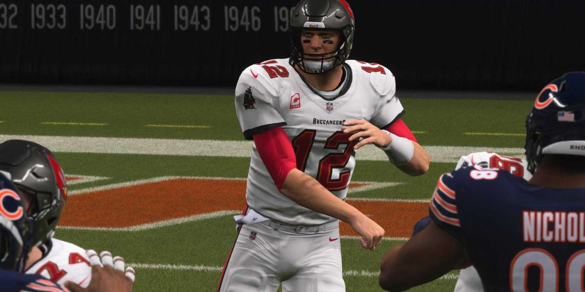 It's somewhat startling to come across Madden NFL 21