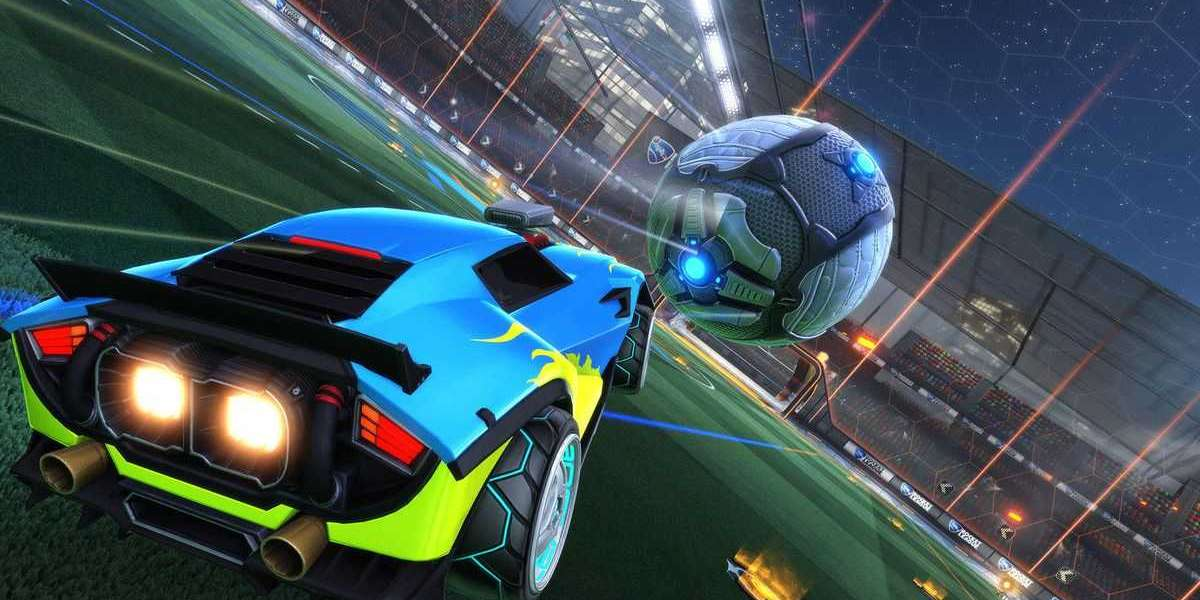 It might feel as if you're pretty good at Rocket League right off the bat