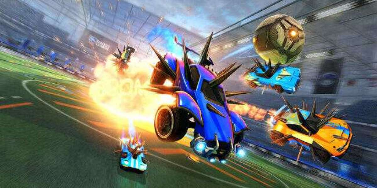 We remind you that Rocket League is officially available for free for PS4