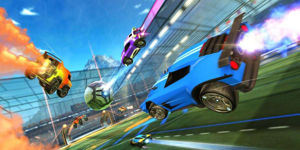 Rocket League has definitely picked up a boost