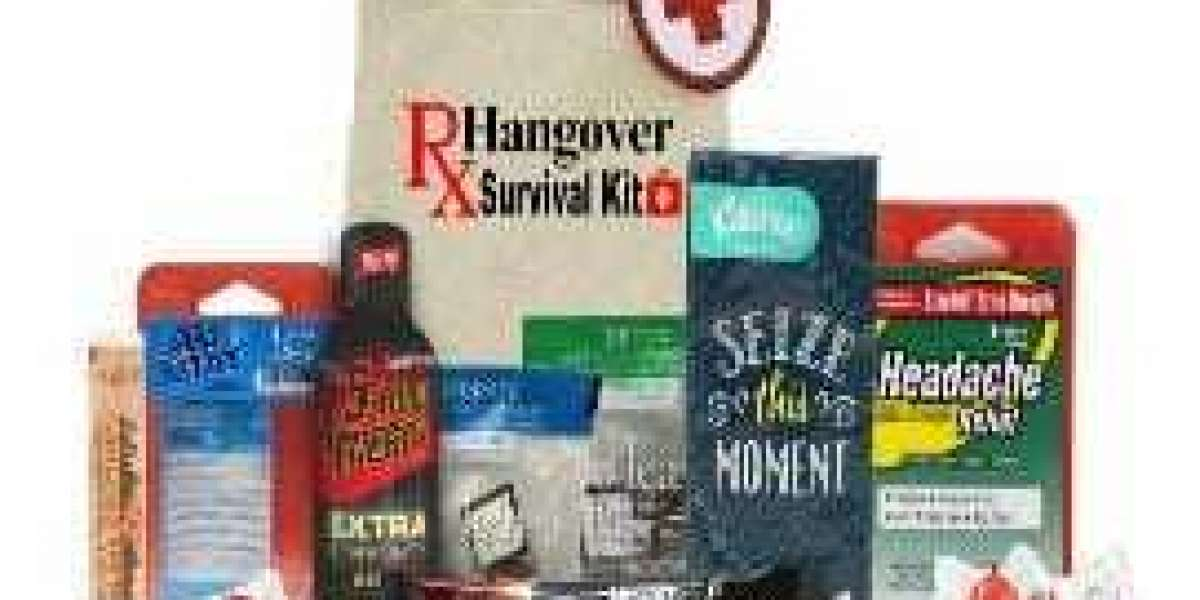 Fun survival kits