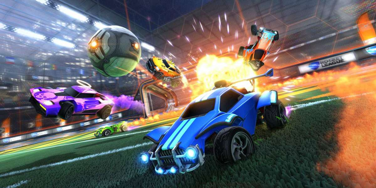 A loose replace is coming to football-with-cars game Rocket League