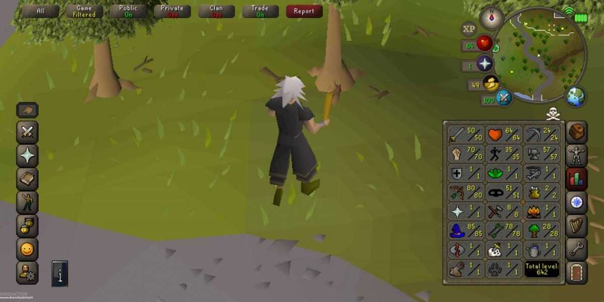 It is a component of this massive online game RuneScape
