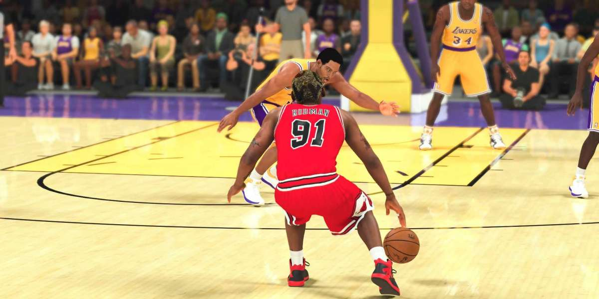 What will probably be your first construct on nba2k21?
