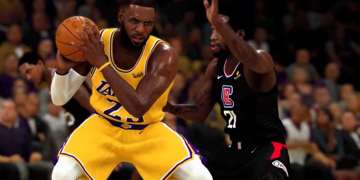 Try out NBA 2K21's brand new gameplay controls with its presentation