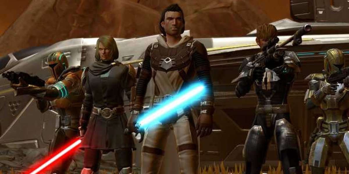 SWTOR 6.2.1 New Cartel Market Project Review