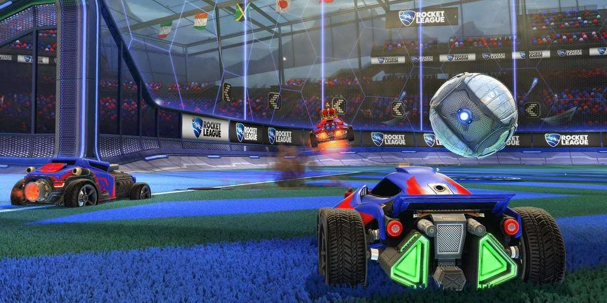 Octane Decal may be picked up inside the Rocket League Item Shop