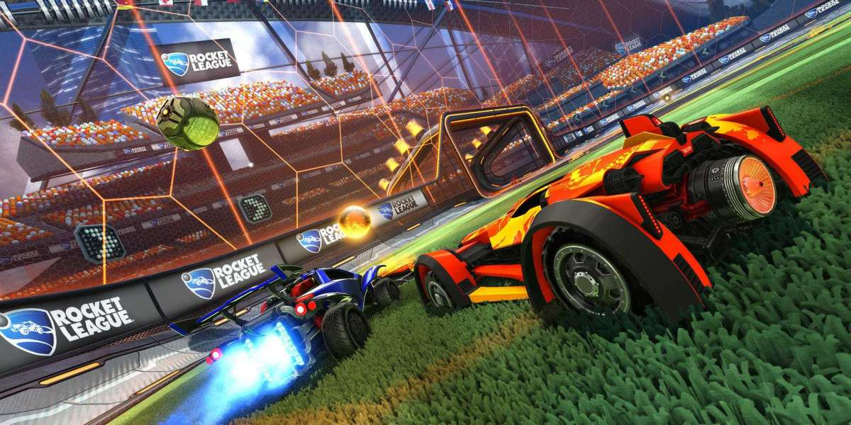 Most of Rocket League builds on the standards set