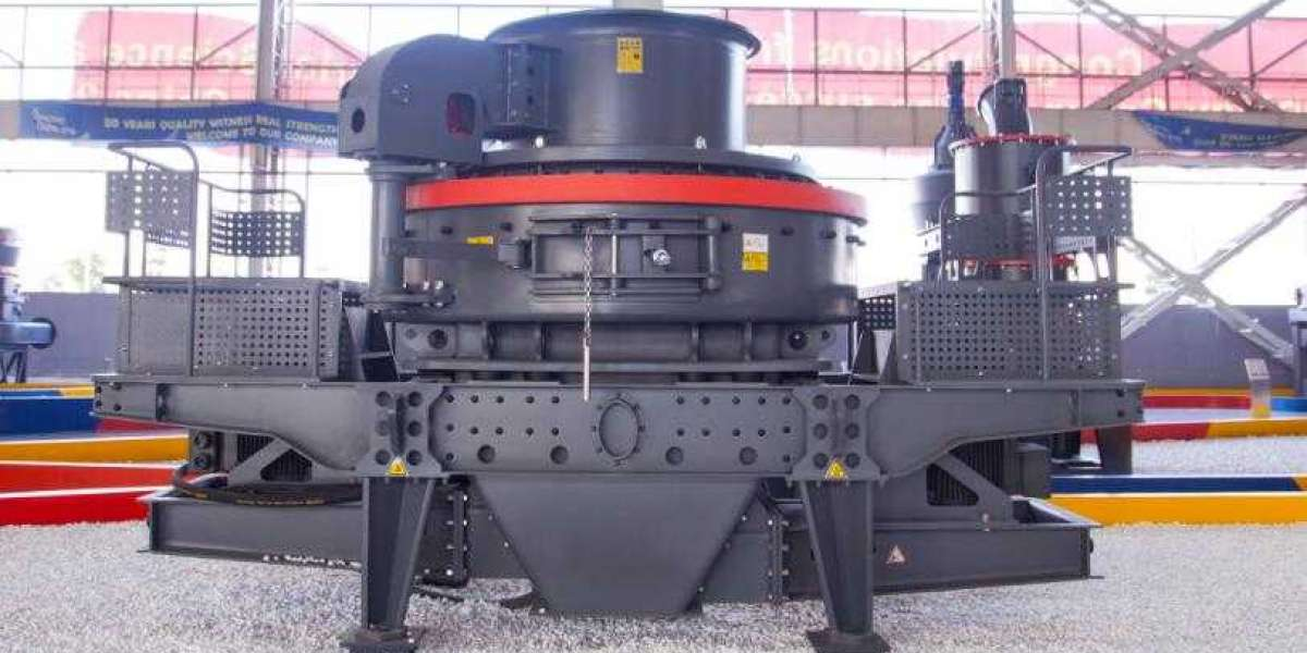 What are the advantages of sand making machine?