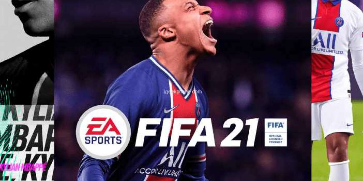 FIFA 21 to pass and make room!