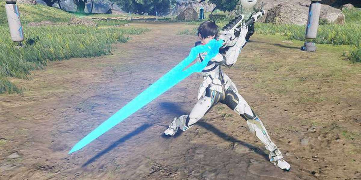 Combat is very like PSO2's current combat system