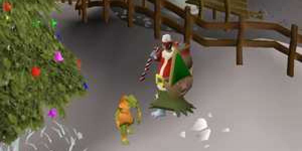 Each port in Runescape can be docked at