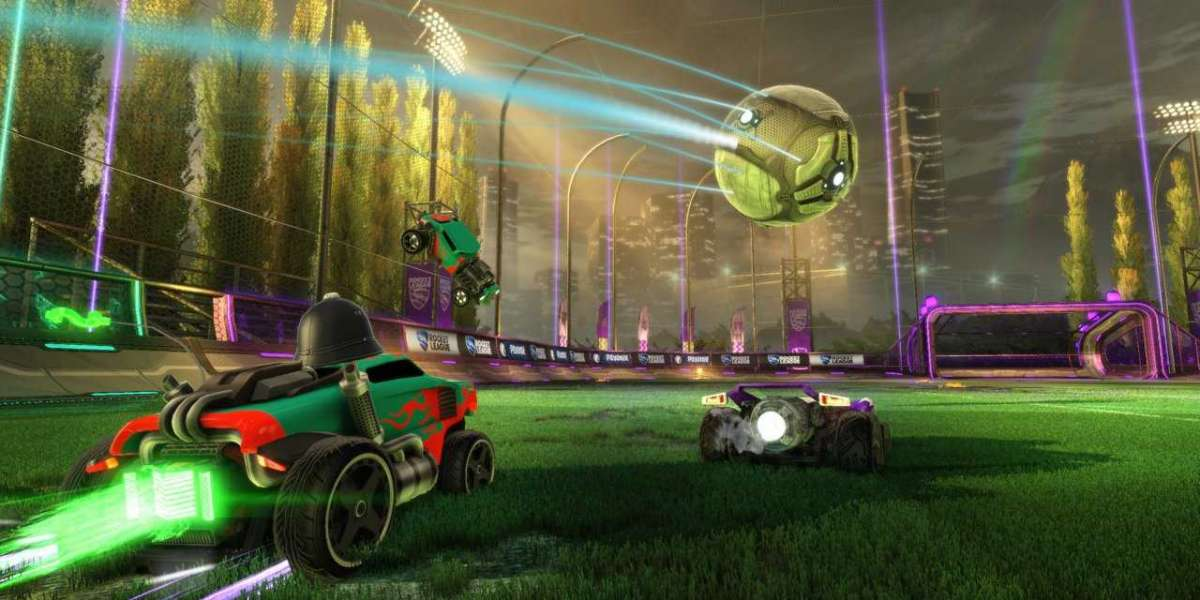 Rocket League is the sequel to Supersonic Acrobatic Rocket-Powered Battle Cars